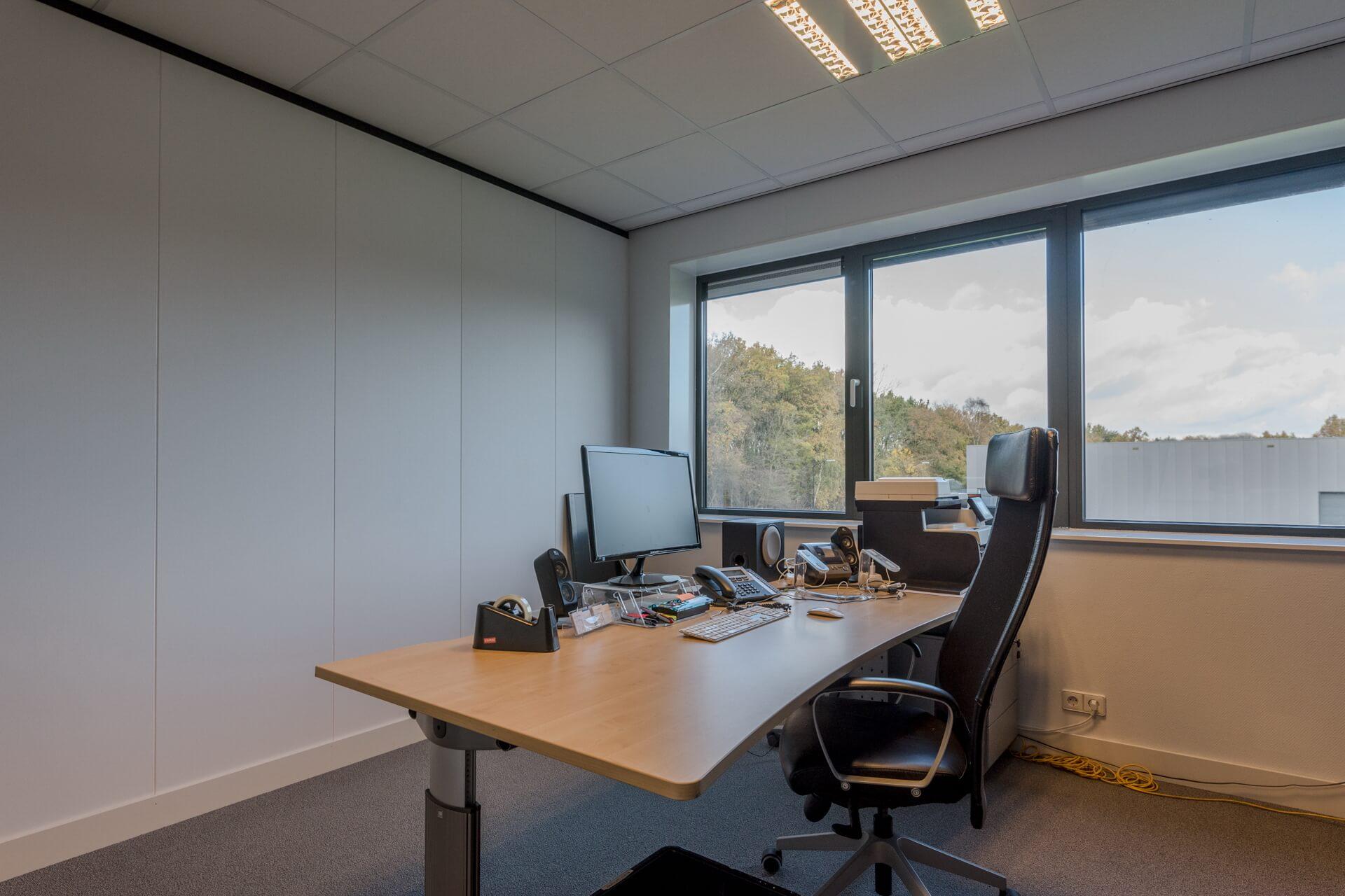 Kantoorruimte verhuurd pand bilthoven kantoor voor